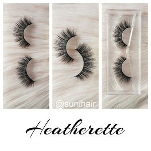 Heatherette Silk  False Lash [Suni Lash}]